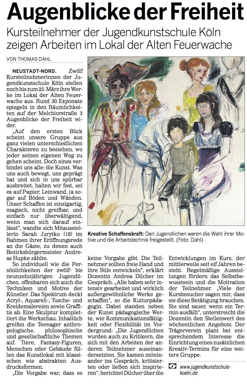 köruschau_Ausstellung_Jugendkunstschule
